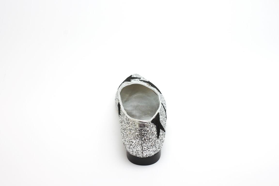 Ezüst balerina Dukai Regina kollekció – Boutique